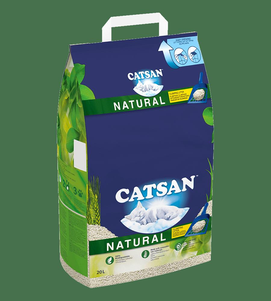 CATSAN™ Natural Clumping Litter
