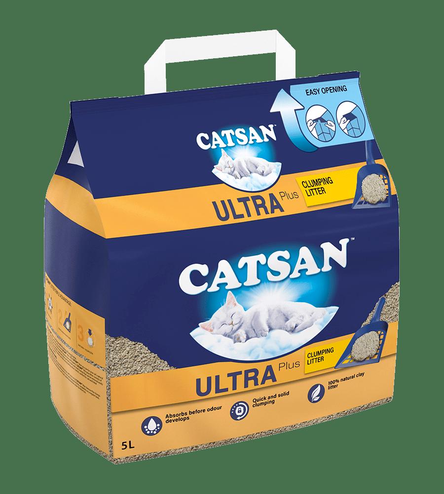 CATSAN™ Ultra Plus Litter