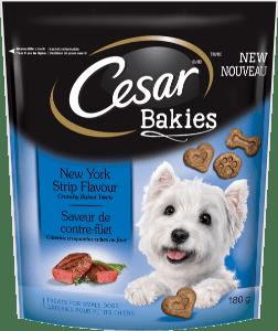 CESAR® BAKIES™ New York Trip Flavour 180g
