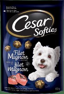 CESAR® SOFTIESTM Filet Mignon Flavour 150g