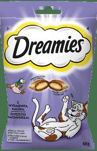 Przysmaki dla kota DREAMIES<sup>&trade;</sup> z Wyśmienitą Kaczką