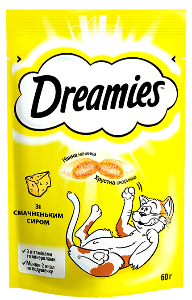 DREAMIES™ со  вкусненьким сыром