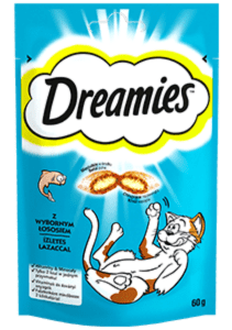 DREAMIES™ з ласим лососем