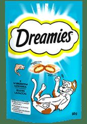 DREAMIES™ с лакомым лососем