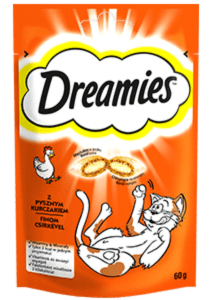 DREAMIES™ с аппетитной курочкой