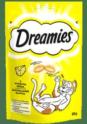 DREAMIES™ зі смачненьким сиром