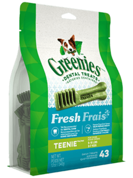 GREENIES™ Fresh TEENIE™ Dog Dental Treats