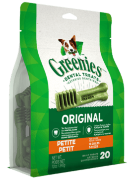 GREENIES™ Original Petite Dog Dental Treats