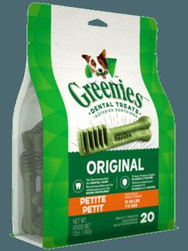 Gâteries dentaires pour chiens GREENIES<sup>MC</sup> Original – petit format