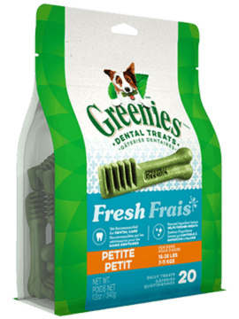 GREENIES™ Fresh Petite Dog Dental Treats