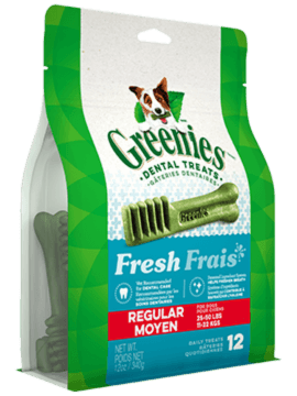 GREENIES™ Fresh Regular Size Dog Dental Treats