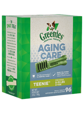 GREENIES™ Aging Care TEENIE™ Dog Dental Treats