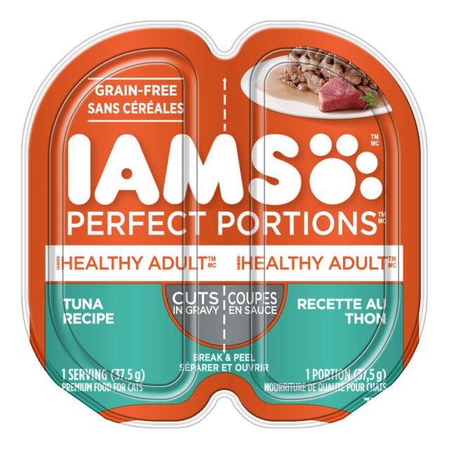 Healthy Adult Cuts in Gravy - Tuna