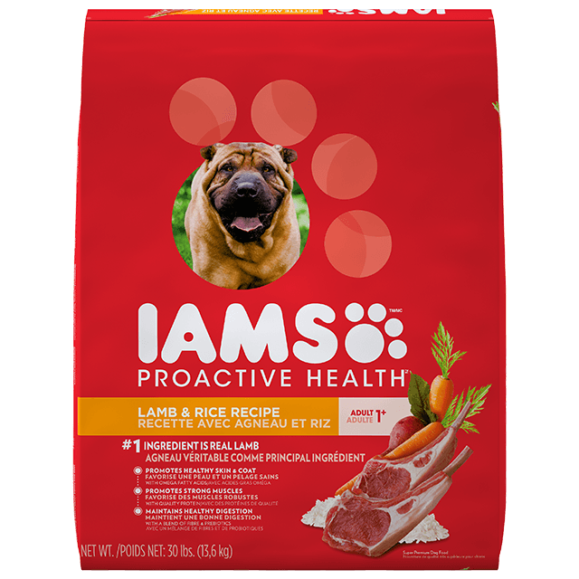 LAMB AND RICE PREMIUM RECIPE