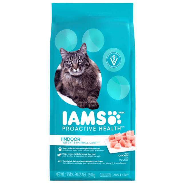 ADULT INDOOR™ WEIGHT & HAIRBALL CARE