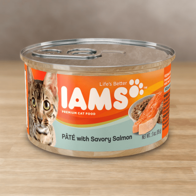 SAVORY SALMON CAT FOOD