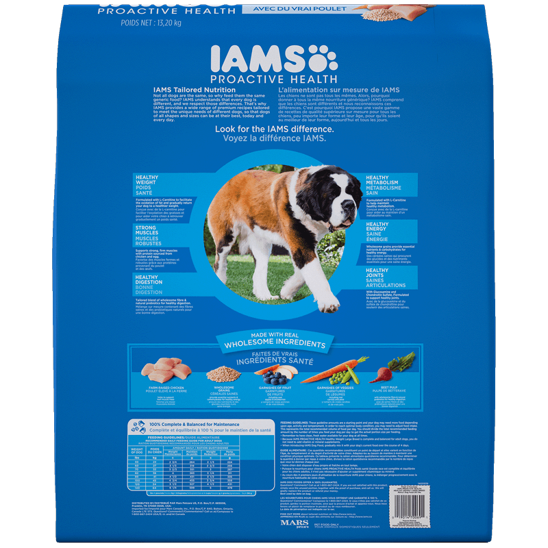 ADULT WEIGHT CONTROL LARGE BREED