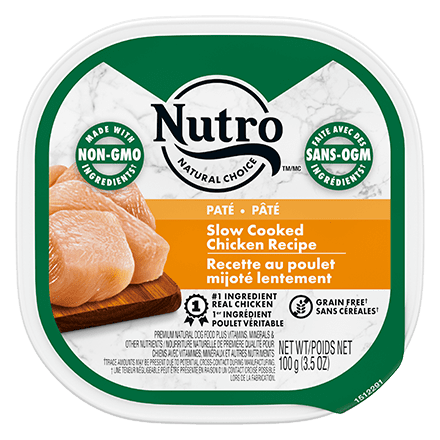 Adult Wet Dog Food Slow Cooked Chicken Recipe