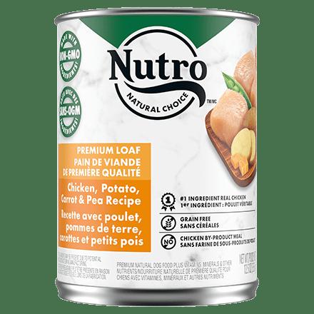 Adult Wet Dog Food Chicken, Potato, Carrot & Pea Recipe