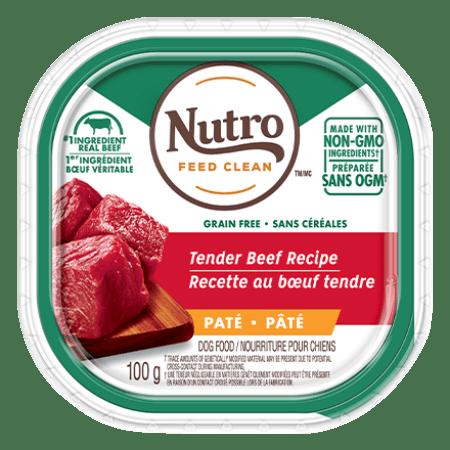 Nourriture humide pour chiens