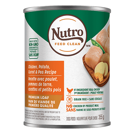 Adult Wet Dog Food Chicken, Potato, Carrot & Pea Recipe