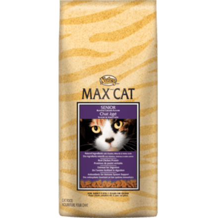 SENIOR DRY CAT FOOD
