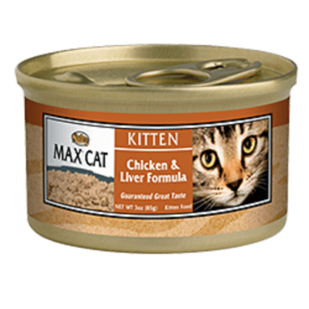KITTEN WET CAT FOOD