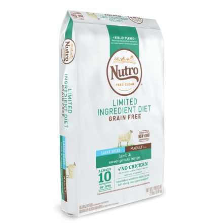 ADULT LARGE BREED DRY DOG FOOD