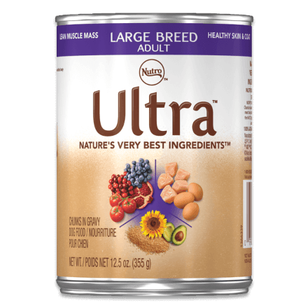 ADULT LARGE BREED CANNED DOG FOOD