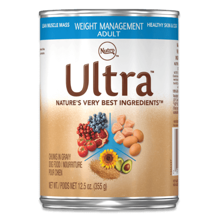 ADULT WEIGHT MANAGEMENT WET DOG FOOD