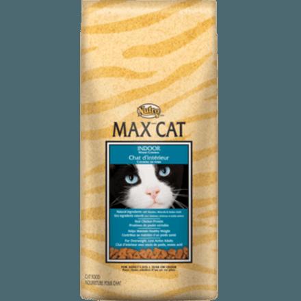 INDOOR DRY CAT FOOD