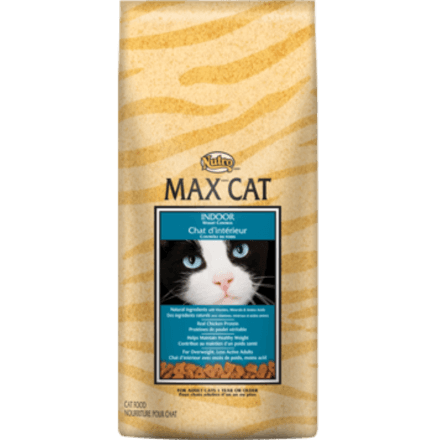 INDOOR DRY CAT FOOD