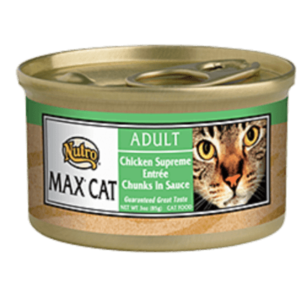 ADULT WET CAT FOOD
