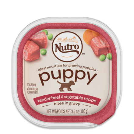 PUPPY WET DOG FOOD