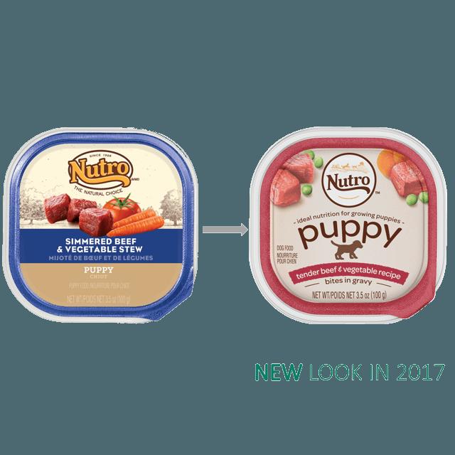PUPPY WET DOG FOOD