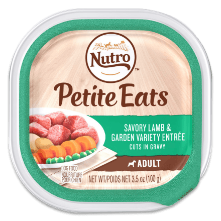 SMALL BREED ADULT WET DOG FOOD