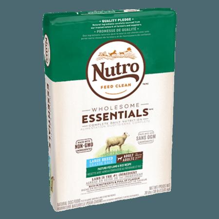 Nourriture sèche pour chiens adultes de grande race