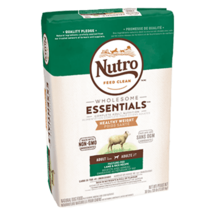 Healthy Weight Adult Dry Dog Food