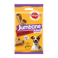 Pedigree Snacks Jumbone Mini mit Rind & Geflügel 4Stück