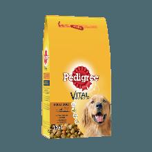 PEDIGREE® Πλήρης Ξηρή Τροφή Κοτόπουλο & Λαχανικά 1,5kg