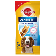 PEDIGREE® Dentastix Medium Dog 180g