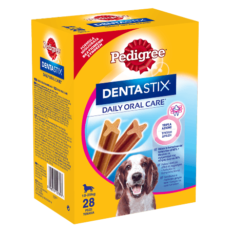 PEDIGREE® Dentastix Medium Dog 4X180g