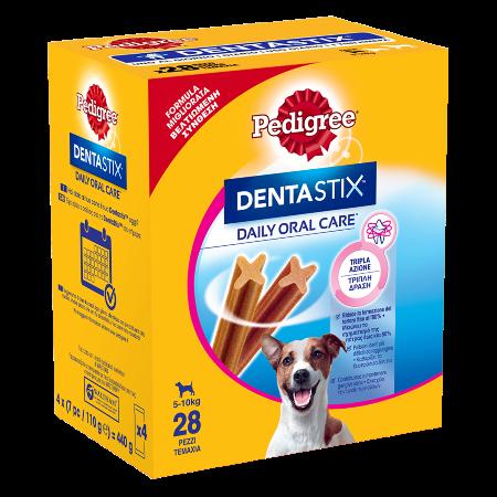PEDIGREE® Dentastix Small Dog 4X110g