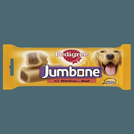 PEDIGREE® Jumbone Medium 2 Tεμάχια 200g