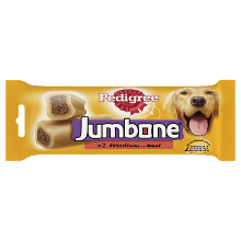 PEDIGREE® Jumbone Medium 2 Tεμάχια 200g
