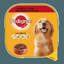 PEDIGREE® Πλήρης Υγρή Τροφή σε Δισκάκι Μοσχάρι & Συκώτι 300g