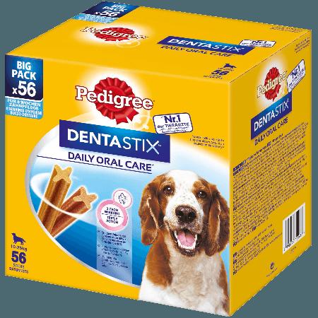 PEDIGREE® Dentastix Medium Dog 8X180g
