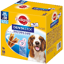PEDIGREE® Dentastix Medium Dog 8X180g