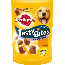PEDIGREE® Tasty Bites Chewy Cubes με Κοτόπουλο 130g