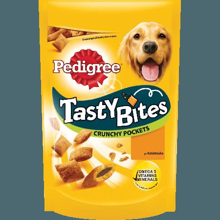 PEDIGREE® Tasty Bites Crunchy Pockets με Κοτόπουλο 95g